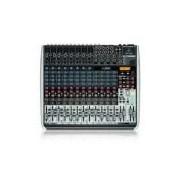 Mixer Com 22 Canais Bivolt Qx2222usb Behringer