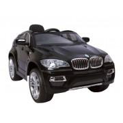HECHT BMW X6 BLACK SAMOCHÓD TERENOWY ELEKTRYCZNY AKUMULATOROWY AUTO JEŹDZIK POJAZD ZABAWKA DLA DZIECI + PILOT DYSTRYBUTOR - AUTORYZOWANY DEALER HECHT