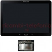 Samsung - GH97-15539B - Display per Samsung T520 (Ori. Service Pack - Black - Con frame)