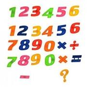 Tradico® Magnetic Letters Childrens Alphabet Magnets Case Kids Children Learning Toys