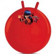 Детска топка за скачане с уши - Калинката и Черния котарак, 433008
