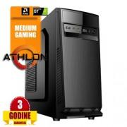 Altos Gamer X4, FM2+/AMD Athlon X4 840/8GB DDR3/HDD 1TB/nVidia GT1030/DVD