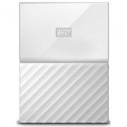 Western Digital Dysk WD My Passport 2TB USB 3.0 Biały (WDBYFT0020BWT-WESN)