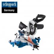 Циркуляр Scheppach HM100MP с универсален диск, 2150 W, 255 мм