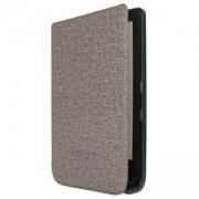 Калъф PocketBook Shell Cover Grey, за eBook четец, 6 inch, сив, POCKET-COVER-WPUC627-S-GY