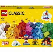 LEGO® Classic Caramizi si case