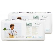 Naty Pañales Naty Junior T5 (11-25) 84 Uds