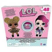 Детски пъзел, Комплект пъзел с топка L.O.L, 872169