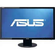 "ASUS - 21.5"" Widescreen Flat-Panel LED-LCD HD Monitor (DVI, HDMI, VGA) - Black"