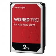 Western Digital WD Red Pro 2TB 3.5 Zoll SATA 6Gb/s - interne NAS Festplatte