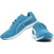 Puma Faas 500 v4 PWRCOOL Running Shoes For Men(Blue)
