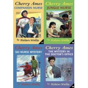 Cherry Ames Boxed Set: Volumes 17-20, Hardcover