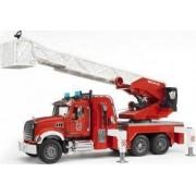 Masina de pompieri de la Mack Granite