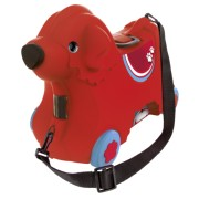 BIG Bobby Wheeled Gear Bag red