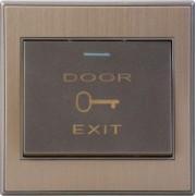 Buton de iesire ND-EB02A-M Incastrabil Otel inoxidabil