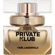 Karl Lagerfeld Private Klub Eau de Parfum para mulheres 25 ml