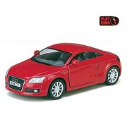 Playking Kinsmart 5'' Die Cast Metal 2008 Audi TT Coupe, Pack of 1, Color May Vary