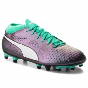 Обувки PUMA - One 4 IL Syn FG 104932 01 Shift/Green/White/Black