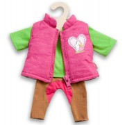 "Heless Puppenkleidung ""Reiteroutfit"", (Set, 3-tlg.)"