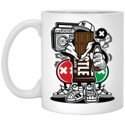 Chocolate Squad - 11 oz Ceramic Mug - 122