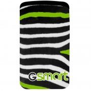 "Phone Case, Gigabyte GSmart ZEBRA for Guru, Mika, Simba, Arty, 5"" (2Q000-0000-ZEBRA)"