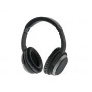 STREETZ Bluetooth Noise-Cancelling Headset Svart