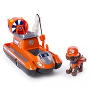 Paw Patrol Ultimate Rescue - Zumaâ€s Ultimate Rescue Hovercraft with Moving Propellers & Rescue Hook, for Ages 3 & Up