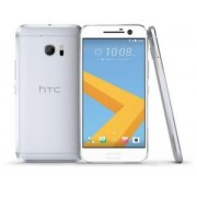 "Смартфон HTC 10 Glacier Silver /5.2"" Quad HD (2560 x 1440пиксела) (~71.1% screen-to-body ratio) 99HAJH017-00"