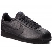 Pantofi NIKE - Classic Cortez Leather 749571 002 Black/Black/Anthracite