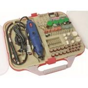 Velleman Elektrische precisieboor & graveerset- 162 st