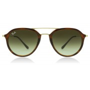 Ray-Ban RB4253 Sunglasses Stripped Havana 820/A6 53mm