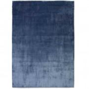 The Sofa Store Matta Silky Smooth blå viskos - 140x200 cm