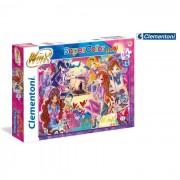 Clementoni puzzle maxi winx 104 pezzi