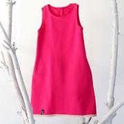 Millupa Rochie Summer - fuchsia 92cm