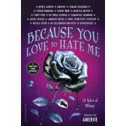Because You Love to Hate Me: 13 Tales of Villainy, Paperback