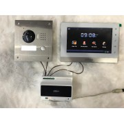 Free Shipping DAHUA Door Intercom Accessory 2-Wire Network Controller VTNC3000A