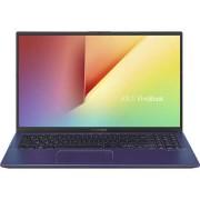 Laptop Asus VivoBook 15 X512DA-EJ172, AMD Ryzen 5 3500U, 15.6inch, RAM 8GB, SSD 512GB, AMD Radeon Vega 8, No OS, Peacock Blue