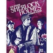 Sherlock Holmes: The Definitive Collection DVD