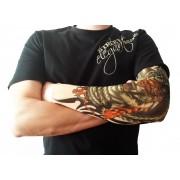 Rukáv tetování - Tygr