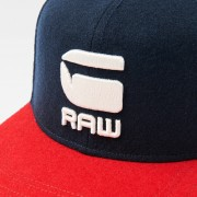 G-Star RAW Estan Snapback Cap - one size