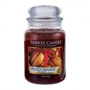 Yankee Candle Spiced Orange vonná svíčka 623 g