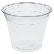 Vaso de Plástico PET 265ml Ø9,5cm (1000 Uds)