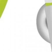 Trust Sportovní špuntová sluchátka Trust Fit 20320, zelená