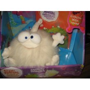 (NOT SO) Scary Monsters Cuddly Critters BOBBA Bouncy Monster with Exclusive Book