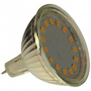 Luxform reflector lampje led softtone mr16 3w 12v