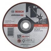 Disc flexibil de degrosare Inox,Metal,Aluminiu,D=125mm G=3mm
