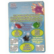 Gelly Grows: Grow your own Sea Advanture (3 - Pack) Can grow up to 600% it's size ...
