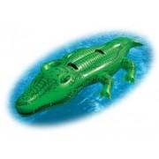 Intex - Надуваем голям крокодил - 203 х 114см