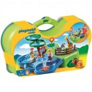 Playmobil valigetta zoo con acquario 6792