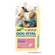 Dog Vital Adult Sensitive All Breeds Fish 12kg